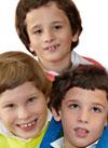 Андрей, Паша и Петя<br/>Ароновы