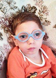 Тима Албот, 3 года, детский церебральный паралич, требуется лечение. 199620 руб.
