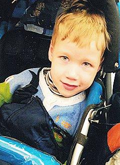 Саша Касперович, 6 лет, детский церебральный паралич, требуется лечение. 199740 руб.