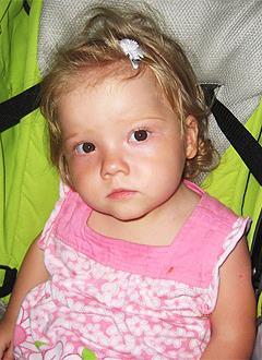 Самира Гайнутдинова, 5 лет, детский церебральный паралич, требуется лечение. 199620 руб.