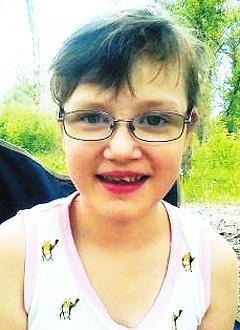 Даша Андриянова, 12 лет, органическое поражение центральной нервной системы, требуется курсовое лечение. 199200 руб.