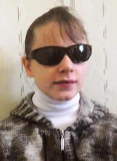 Соня Гребешова, 11 лет, двусторонняя смешанная тугоухость 4 степени справа, глухота слева, требуется слуховой аппарат костной проводимости. 747600 руб.