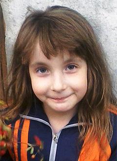 Ксюша Ласточкина, 7 лет, врожденный порок сердца, спасет эндоваскулярная операция. 171379 руб.