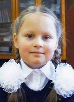 Катя Бобылева, 9 лет, врожденный порок сердца, спасет эндоваскулярная операция. 318130 руб.