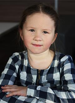 Даша Соболева, 6 лет, врожденный порок сердца, спасет эндоваскулярная операция, требуется окклюдер. 339200 руб.