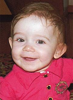 Арина Бачанцева, полтора года, врожденный порок сердца, спасет эндоваскулярная операция. 339063 руб.