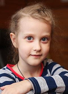 Ярослава Богомолова, 6 лет, врожденный порок сердца, спасет эндоваскулярная операция, требуется окклюдер . 285600 руб.