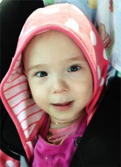 Варя Кузнецова, 2 года, детский церебральный паралич, требуется лечение. 199620 руб.