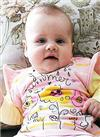 Лида Токарь, 7 месяцев, врожденная двусторонняя косолапость, требуются брейсы. 81375 руб.