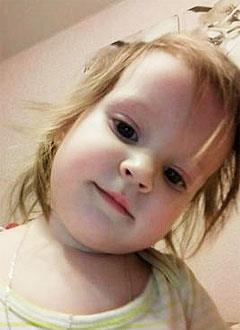 Даша Драгомирова, полтора года, врожденный порок сердца, спасет эндоваскулярная операция. 339063 руб.