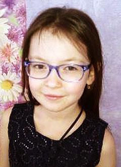 Илина Кусабкулова, 8 лет, сахарный диабет 1-го типа, требуются расходные материалы к инсулиновой помпе. 133675 руб.
