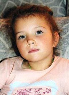 Лена Парецкова, 8 лет, детский церебральный паралич, требуется лечение. 199430 руб.