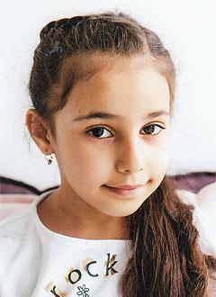 Аида Агаева, 7 лет, врожденный порок сердца, спасет эндоваскулярная операция. 339063 руб.