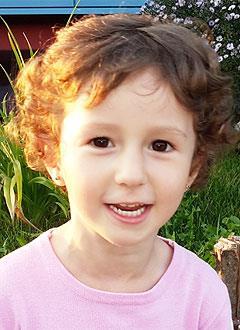 Айша Дацагова, 5 лет, врожденная расщелина нёба, послеоперационные рубцы, дефект речи, требуется лечение. 166000 руб.