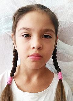 Ангелина Шаймуратова, 8 лет, эпилепсия, требуется лекарство. 126294 руб.