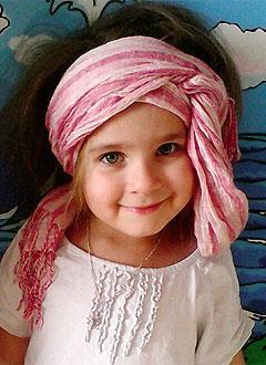 Ксюша Сливницина, 7 лет, врожденный порок сердца, спасет эндоваскулярная операция. 339063 руб.