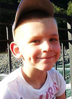 Гена Костюхин, 7 лет, симптоматическая эпилепсия, требуется лечение. 199430 руб.