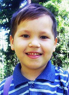 Юра Иноземцев, 11 лет, лимфатическая мальформация (аномалия развития лимфатических сосудов) языка, спасет операция. 205000 руб.