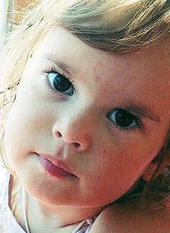 Стася Якимович, 5 лет, детский церебральный паралич, требуется лечение. 199430 руб.