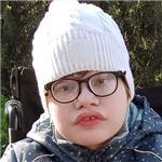 Катя Кузнецова, детский церебральный паралич, требуется инвалидная коляска, 164920 руб.