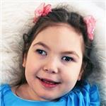 Арина Мехоношина, детский церебральный паралич, эпилепсия, требуется лечение, 199430 руб.