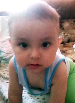 Илюша Филиппов, 3 года, острый лимфобластный лейкоз, требуется высокоразрешающее типирование доноров. 182327 руб.