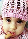 Ксюша Парамошина, 3 года, синдром Эдвардса, требуется опора-вертикализатор. 253000 руб.