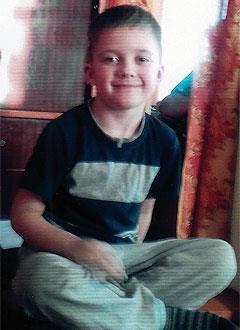 Кирилл Васьков, 7 лет, единственный желудочек сердца, состояние после операции Фонтена, спасет эндоваскулярная операция. 339063 руб.