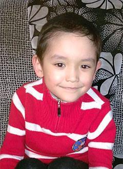 Азат Саликов, 6 лет, врожденный порок сердца, спасет эндоваскулярная операция. 500728 руб.