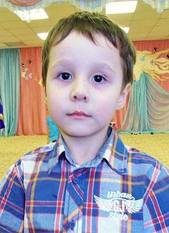 Марк Пфлаумер, 5 лет, врожденный порок сердца, спасет эндоваскулярная операция. 339063 руб.
