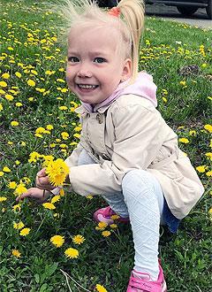 Карина Селина, 3 года, врожденный порок сердца, спасет эндоваскулярная операция. 339063 руб.