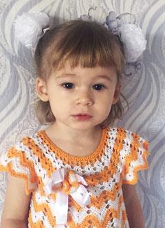 Маша Шумская, полтора года, врожденный порок сердца, спасет эндоваскулярная операция, требуется спираль. 95074 руб.