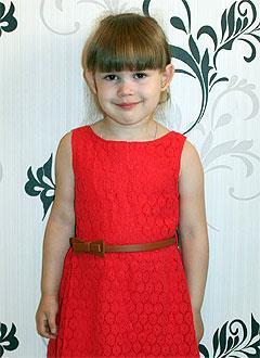 Милана Габдулхакова, 4 года, врожденный порок сердца, спасет эндоваскулярная операция, требуется окклюдер. 197470 руб.