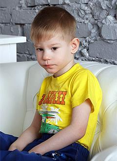 Захар Афсари, 5 лет, органическое поражение центральной нервной системы, эпилептическая энцефалопатия, требуется лекарство. 102600 руб.