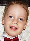 Матвей Волосников, 4 года, детский церебральный паралич, эпилепсия, требуется лечение. 199420 руб.